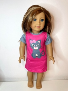 Camisola para American Girl ou Our Generation (0003)