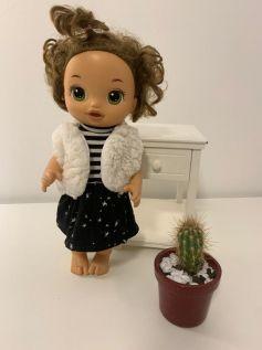 Colete para Baby ALive (0001)
