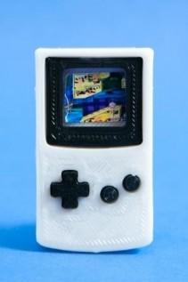 Game Boy (Joguinho) para Boneca