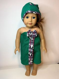 Kit Banho American Girl ou Our Generation (0002)