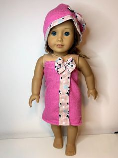 Kit Banho American Girl ou Our Generation (0003)