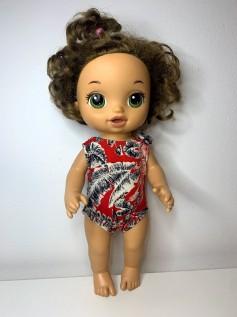 Maiô para Baby Alive (0011)