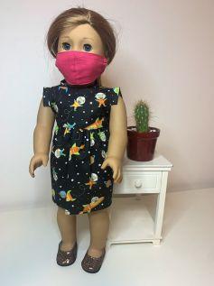 Máscara para Boneca (0001)