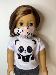Máscara para Boneca (0006)