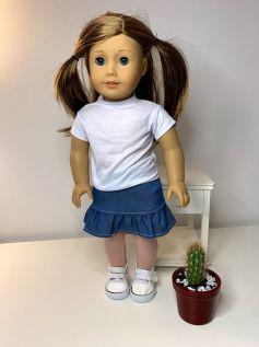 Meia Calça para American Girl ou Our Generation (0003)