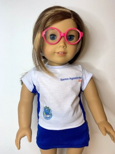 Óculos para American Girl ou Our Generation (0006)