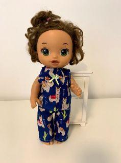 Pijama para Baby Alive (0002)