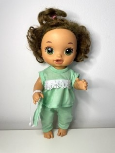 Pijama para Baby Alive (0016)