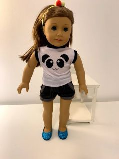 Sapato para American Girl ou Our Generation (0025)