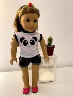 Sapato para American Girl ou Our Generation (0009)