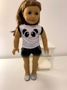 Sapato para American Girl (0011)