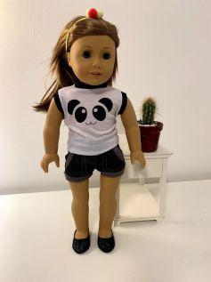 Sapato para American Girl ou Our Generation (0003)