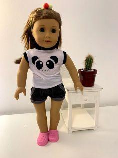 Sapato para American Girl (0006)