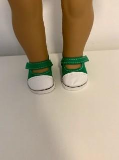 Sapato para American Girl ou Our Generation (0035)