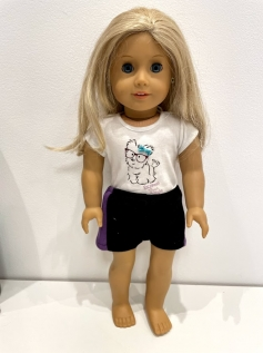 Short para American Girl ou Our Generation 0005
