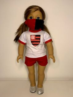Short para American Girl ou Our Generation (0033)
