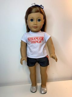 Short para American Girl ou Our Generation (0034)