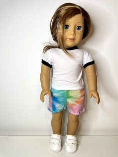 Short para American Girl ou Our Generation (0106)