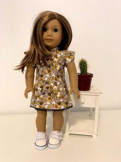 Vestido para American Girl ou Our Generation (0044)