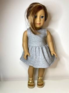 Vestido para American Girl ou Our Generation (0166)