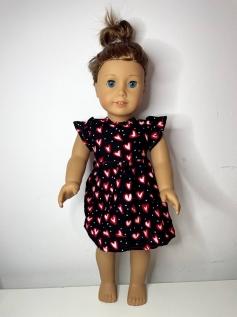 Vestido para American Girl ou Our Generation (0181)