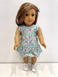 Vestido para American Girl ou Our Generation (0253)
