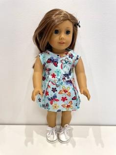 Vestido para American Girl ou Our Generation (0254)