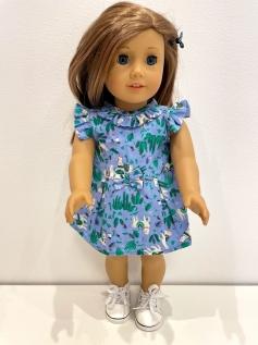 Vestido para American Girl ou Our Generation (0256)