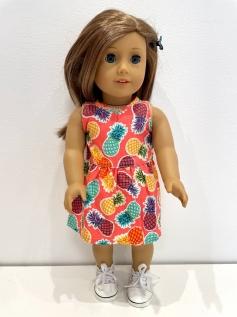 Vestido para American Girl ou Our Generation (0260)