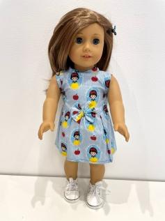 Vestido para American Girl ou Our Generation (0263)