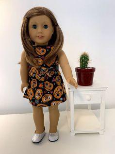 Vestido para American Girl ou Our Generation (0035)