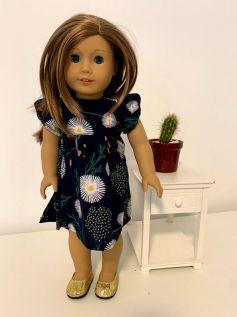 Vestido para American Girl ou Our Generation (0001)