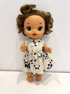 Vestido para Baby Alive (0128)