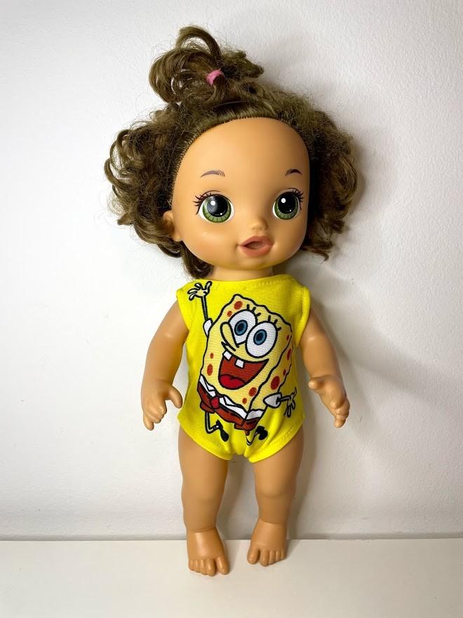 Maiô para Baby Alive (0024)