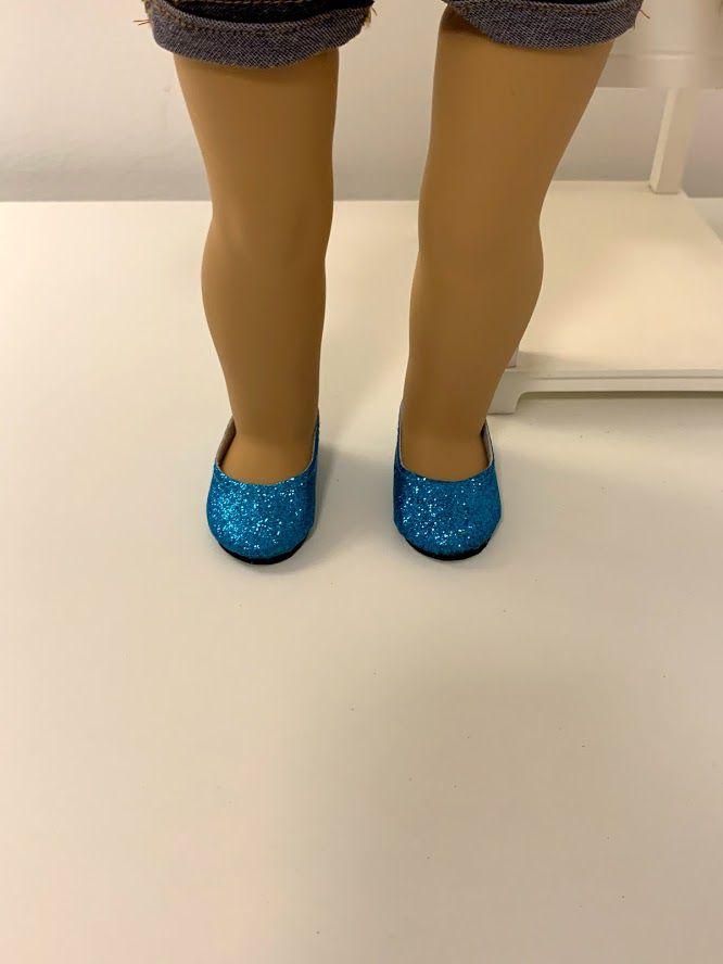 Sapato para American Girl ou Our Generation (0025)