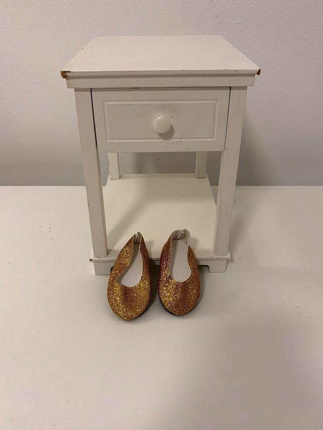Sapato para American Girl (0010)