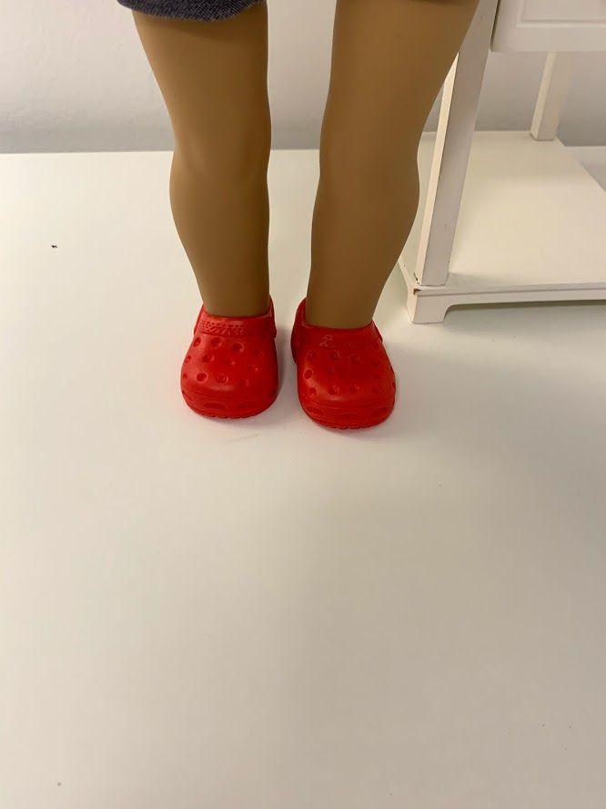 Sapato para American Girl ou Our Generation (0007)