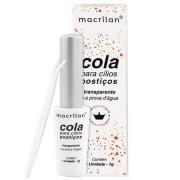 Cola Para Cílios Postiços Transparente à Prova d'água CA-001 7g  - Macrilan