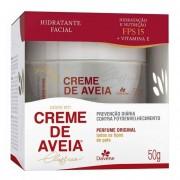 Creme de Aveia Davene Facial Clássico FPS15 50g-Davene