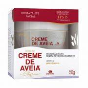 Creme de Aveia Davene Facial Intenso FPS15 50g-Davene