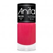 Esmalte Cremoso Pink Vinil 10ml - Anita