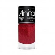Esmalte Glitter Pimenta 10ml - Anita