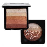 Iluminador Shimmer Brick 2 Bronze- Ruby Rose