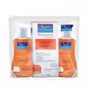 Kit Facial Vitamina C com Sabonete + Loção Tônica Clareadora + Creme Hidratante - Nupill