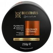 Máscara Colorante Spécialiste Castanho - 250g - Bio Extratus