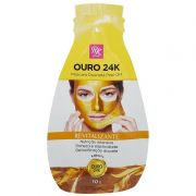 Máscara Dourada Ouro 24K PEEL-OFF - 10g - Rk by Kiss