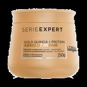 Máscara Serie Expert Absolut Repair Gold Quinoa + Protein 250g - Loreal Profissional