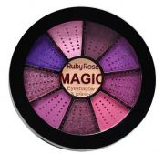 Mini Paleta De Sombras Magic - Ruby Rose