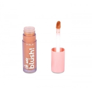 Oh My Blush Líquido Cor: Peach Glow - Vizzela
