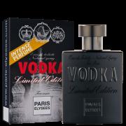 Perfume Vodka Limited Edition Masculino Eau de Toilette 100ml - Paris Elysees